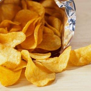 Difficile resistere ad un pacchetto di patatine fritte