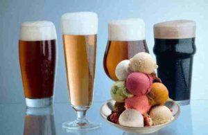 3,1 miliardi di euro spesi ogni anno per birra e gelati