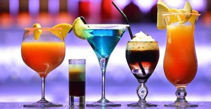 Cocktail con nomi di luoghi