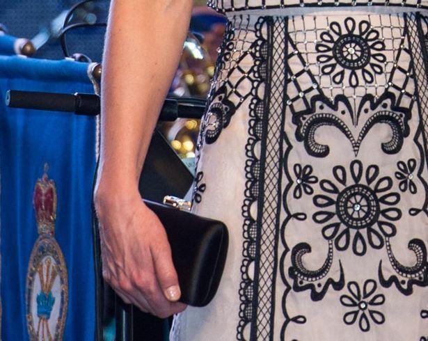 تعاونت كيت حقيبة برادا معها Temperley اثنين من قطعة