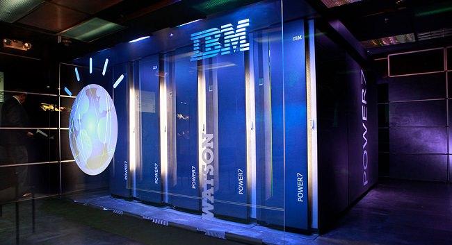 شركة آي بي إم - IBM