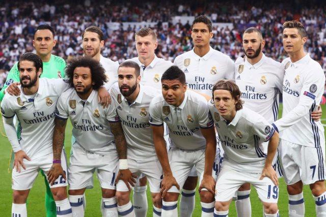 نتيجة بحث الصور عن فريق ريال مدريد