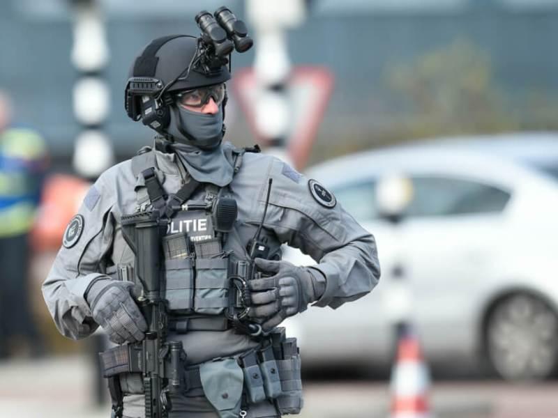الشرطة الهولندية تعتقل المشتبه به الرئيسي في إطلاق النار على أوتريخت