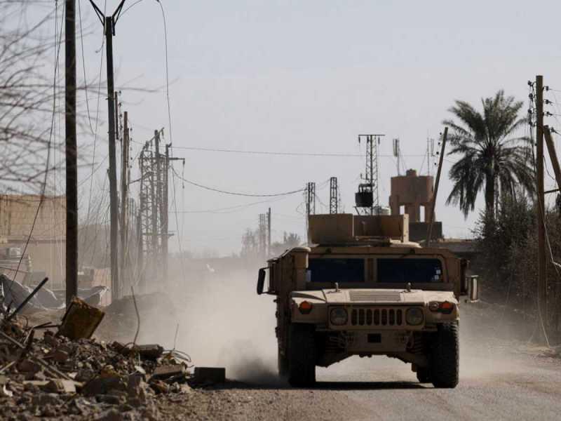 تقدمت القوات السورية 41 موقعًا ضد الدولة الإسلامية في معقلها الاخير في البلاد