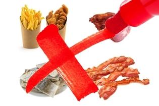 الأطعمة ينصح بعدم ارتفاع ضغط الدم