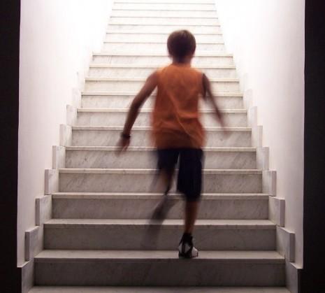 تفسير حلم صعود الدرج (السلم) في المنام للعالم ابن سرين