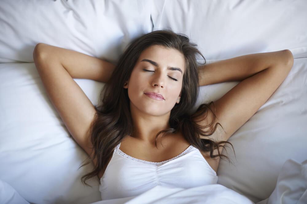 لحظات قبل الذهاب إلى النوم حالة حلمك