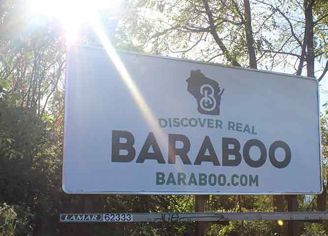 Partners Using Discover Real Baraboo Brand