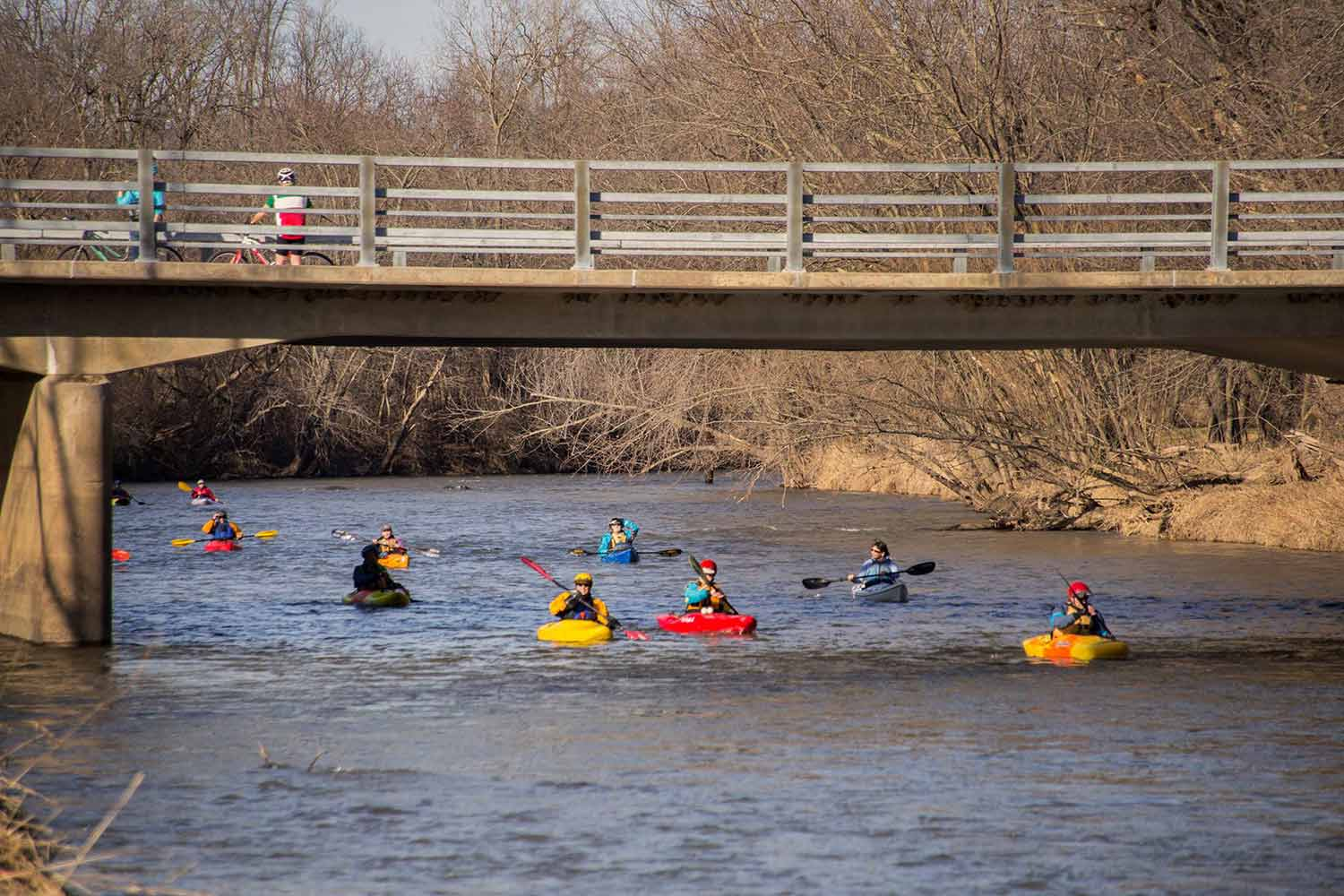 Paddle Down The Baraboo River Before Summer Ends