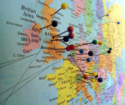 """המדריך הלא-האולטימטיבי לתור בחו""""ל: תכנון מסלול התור"""