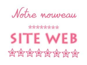 nouveau site