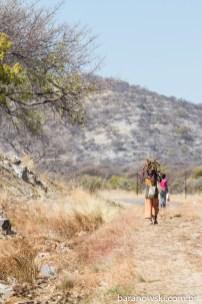 Namíbia - Rundu