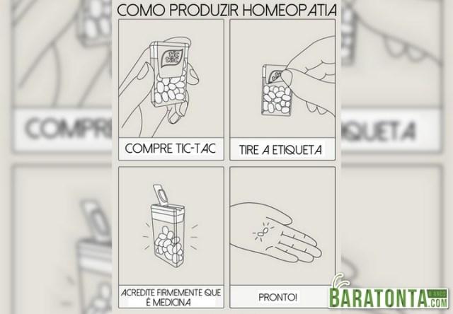Como produzir homeopatia