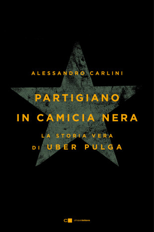 copertina PARTIGIANO IN CAMICIA NERA