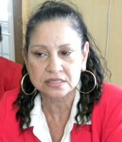 Barbados Secondary Teachers Union President Mary Redman,