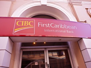 FirstCaribbean International Bank was one of the affected financial institutions