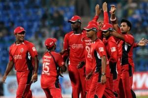 Trinidad & Tobago team.