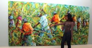 Terrence Piggott - Cane Cutters
