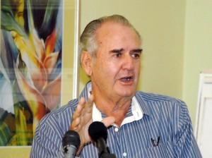 Jamaica businessman Tony Hart.