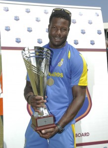 Teamwork did it for Barbados, says captain Kirk Edwards.
