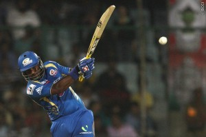 Dwayne Smith's blazing 68 was not enough for Mumbai Indians today.