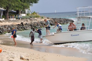 beachworkatholetowndisembark