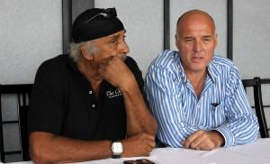 Jerry Roberts and Simon Jackson