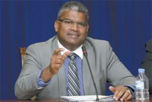 Attorney General Anand Ramlogan
