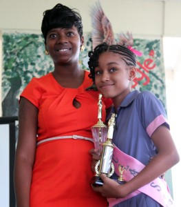 Student of the Year went to Tavia Gilkes, who also received prizes for highest overall mark in the 11-Plus, excellence in Maths and Art, dedication and discipline.