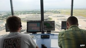 Air traffic controllers have begun to walk off the job across Europe