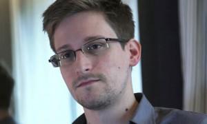 US intelligence leaker Edward Snowden.