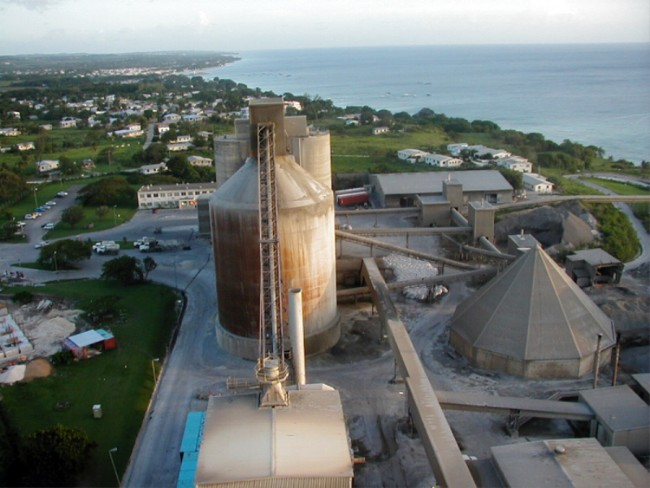 Arawak Cement Plant