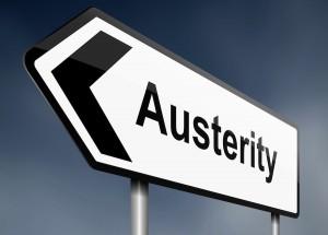 austeritysignpost