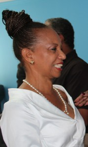 Deputy Principal Professor Eudine Barriteau