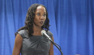 Newly-elected chairman of the Intimate Hotels of Barbados, Renee Coppin.