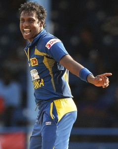 Sri Lankan captain Angelo Mathews will be hoping for a change of fortunes in finals against India tomorrow.