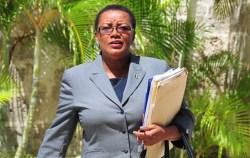 Senator Maxine McClean