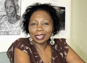 President of the Barbados Alzheimer's Association, Pamelia Brereton.
