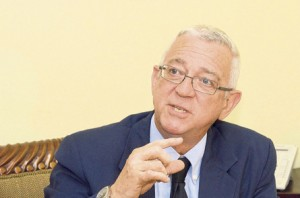 Education Minister Ronald Thwaite