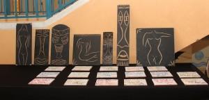 Designs of Lana Skeete.