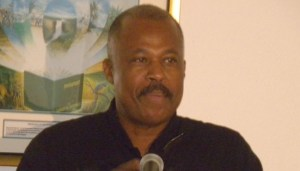 Former principal Sir Hilary Beckles