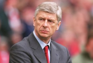 Pressure on Arsene Wenger to bring silverware to Arsenal.