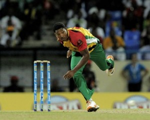 Krishmar Santokie hoping to get another senior West Indies selection.