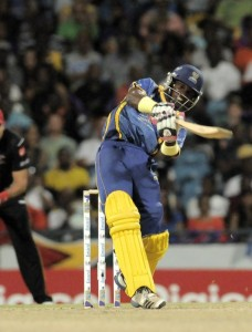 Barbados Tridents' Jonathan Carter got his team off to a blazing start. (Picture compliments of CPL).