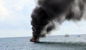 fireonboatalone