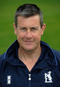 Coach Ashley Giles impressed with pacer Chris Jordan.