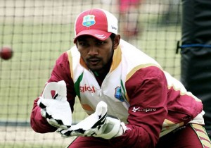 The Trinidad and Tobago team at the Champions League tournament in India will depend heavily on Denesh Ramdin's leadership.