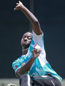Kemar Roach to spearhead Brisbane Heat attack at the CLT20.