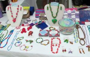 summerfunartdisaplayjewelery