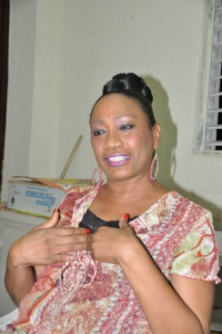 Carita Dee moved from a life full of issues to one where she now walks with God every step of her life, and has become an influential figure to thousands of women.
